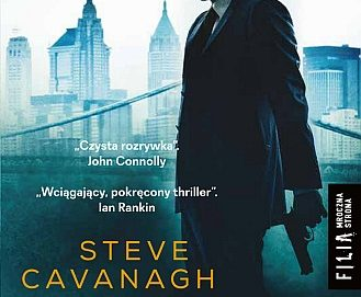 Steve Cavanagh – Zarzut