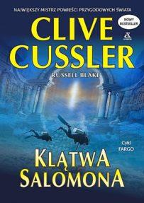 Clive Cussler & Russell Blake – Klątwa Salomona - ebook