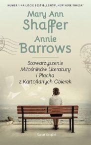 Mary Ann Shaffer & Annie Barrows – Stowarzyszenie Miłośników Literatury i Placka z Kartoflanych Obierek - ebook