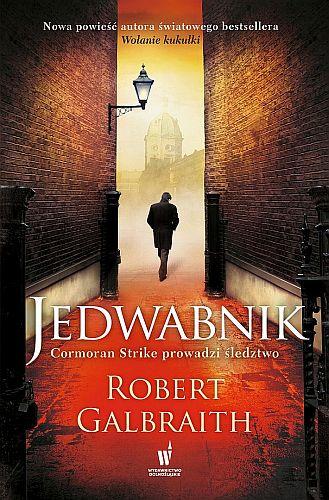 Robert Galbraith – Jedwabnik