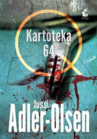 Jussi Adler-Olsen – Kartoteka 64