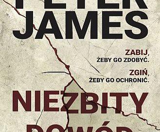 Peter James – Niezbity dowód